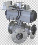 La válvula de desvío (Para el transporte neumático)