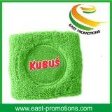Sweatband su ordinazione del cotone del regalo di promozione del ricamo di marchio