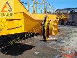 Электрическая гидравлическая поворотного кулака офшорных Dock морской кран со складным рычагом