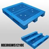 De goedkope HDPE het Rekken 1ton maken-in-China Plastic Pallet van de Goede Kwaliteit