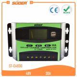 Suoer 48V 30Aの太陽充満コントローラ(ST-C4830)