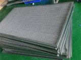 Filter Op hoge temperatuur van de Lucht van de Weerstand van de Filter van het metaal de Netto