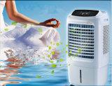 La Niebla en el interior del sistema de enfriamiento evaporativo portable enfriador de aire de cuerpo de plástico