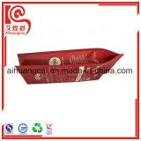 Tuercas secadas que empaquetan las bolsas de plástico del sellado caliente