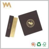 Rectángulo de empaquetado del regalo del perfume 2016 con el sellado caliente