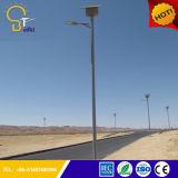 Indicatore luminoso di via solare con 6m Palo 40W LED