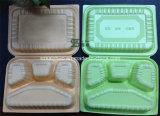 Fach eingehängter Wegwerfplastikkasten des mittagessen-800ml 4