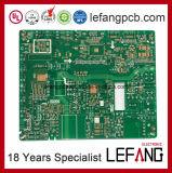 Placa de circuito elevada do PWB dos instrumentos médicos de OSP Tg170 V0