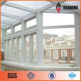 Dach-Tür-Fenster, das nicht ätzende transparente Silikon-dichtungsmasse dichtet
