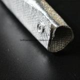 熱のガラス繊維のアルミホイルの熱の反射にスリーブを付けること