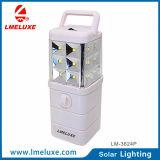 Système de d'éclairage solaire rechargeable multifonctionnel