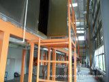 Производственная линия жидкостной краски надувательства фабрики распыляя