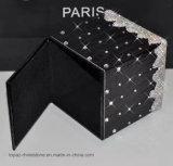 2017 nueva moda de diamantes de cristal de cuadro de Estrás tejido de diamantes de tejido de soporte para coche Decoración (TBB Cuadrado 022)