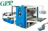 V totalmente automática máquina de plegado de papel toalla de mano /Singlefold