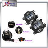Heet Verkopend de 4 LEIDENE van de Auto van de Duim 30W AutoMistlamp van DRL voor Jeep Wrangler