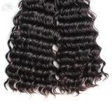 cabelo indiano do Virgin da extensão superior do cabelo humano da venda por atacado da classe 10A