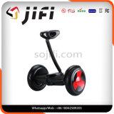 장식적인 빛을%s 가진 Bluetooth 2 바퀴 각자 균형을 잡는 스쿠터
