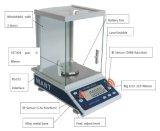escala eletrônica analítica da precisão 0.0001g