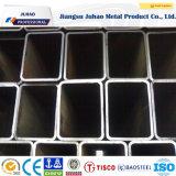 Venta al por mayor 201 tubo de acero inoxidable rectangular cuadrado redondo 304 316