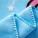 Kleine Kind-Spiel-Deckel-Zudecke oder weiche Zudecke