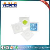 ISO14443 RFID移動式支払のための受動NFCのペーパーステッカーの札