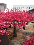 Напряжение питания 2 метров искусственных персик Блоссом дерева