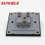 Universal acrílico Plate OEM Color Wall Switch