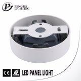 8W Ultra Fino borde de la superficie de la luz del panel LED para iluminación interior