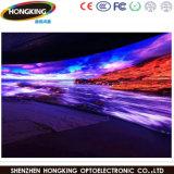 Nuovo disegno che fonde sotto pressione P3.91 affitto LED che fa pubblicità allo schermo