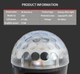 6*1W Mini-RGB LED magisches Kugel-Beleuchtung DJ-Disco-Licht