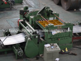 Сталь тяжелой доски обрабатывала изделие на определенную длину линия машина
