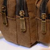 Bolso Pocket ocasional del pecho de la lona de los hombres de bolso de la manera del bolso de la cintura de los hombres (GB#517)