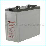 bateria industrial solar de 2V 800ah, bateria profunda do AGM do ciclo