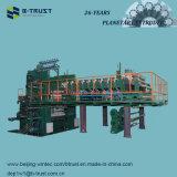 Feuille de plastification en PVC de calandrage/Calendrier ligne