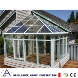 別荘のためのカスタムアルミニウムSunroomの日光小屋