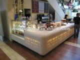 De geprefabriceerde Italiaanse Teller van de Koffie van de Decoratie van het Meubilair van de Staaf van de Koffie Commerciële