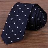 Cravate en cravate en soie jacquard classique pour hommes (A780)