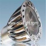 GU10 3X1w LEDのスポットライト