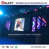 Pantalla de visualización a todo color de interior de LED del alquiler de P2.976 P3.91 P4.81 para el uso de la etapa
