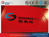 La trempe du verre plat Southtech passant de la machine (TPG)