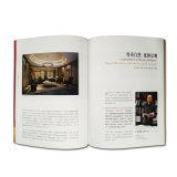 La impresión CMYK personalizado impresión barata blanda Revista