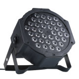 36PCS 1W LED PAR Lights Éclairage Éclairage RVB DMX512 DJ Disco Bar Party Light