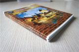 Ejercicio de papel del libro del estudiante universitario cuaderno de la escuela