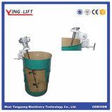 Mezclador del aire, mecanismo impulsor directo, montaje de la abrazadera