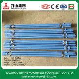 Partie lisse Drilling en acier de B22 11degree pour le marteau de sélection