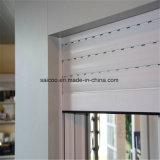 77mm 55mm Breiten-Rollen-Blendenverschluss-Tür-Fenster mit lochendes Loch-Aluminium-Profil