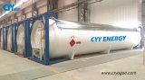 Криогенный контейнер бака ISO LPG аргона кислорода жидкого азота
