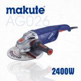 Outils d'alimentation Makute 2400W 230mm meuleuse d'angle électrique de la Chine (AG026)