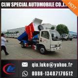 Camion à déchets de récipient à haute qualité