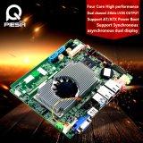 Mini carte mère PC Dual Core, 1 * Prise Mini-Pciem-SATA, protocole SSD de soutien, débit maximum de transmission à 3GB / S